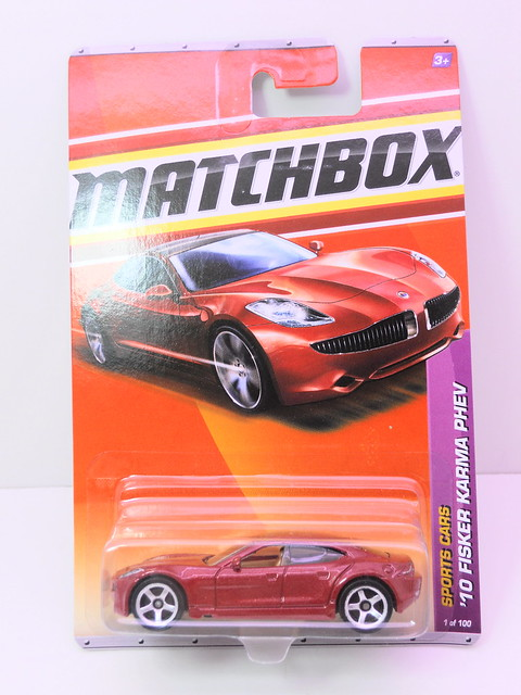 matchbox '10 Fisker  karma phev(1)