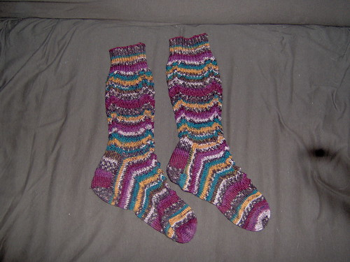 French Fable Socks - Complete