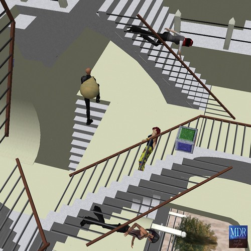 Escher Relativity House