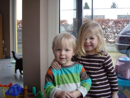 Rune en Elle Januari 2007