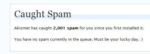 Spam,Spam,Spam etc