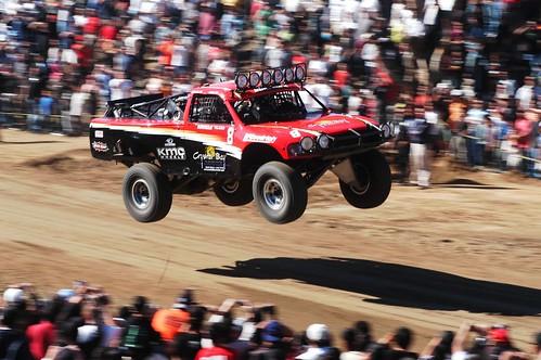 2007 SCORE/Tecate Baja 1000: Norman Motorsports Trophy Truck #8 by Norman Motorsports.