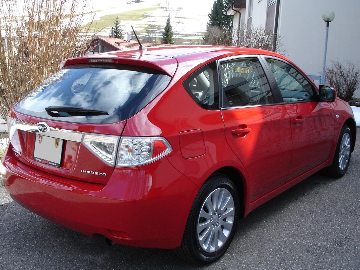 2008 Subaru Impreza Wiring Diagram