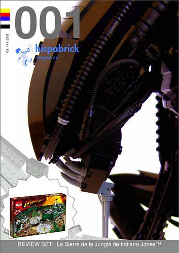 Hispabrick Magazine 001