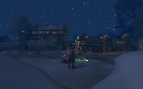 Skirmish Training in Bree 004