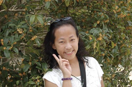 Cathy @ Tenryuji