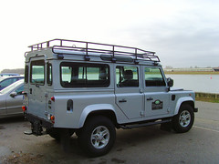 Land Rover Defender Experience 2006