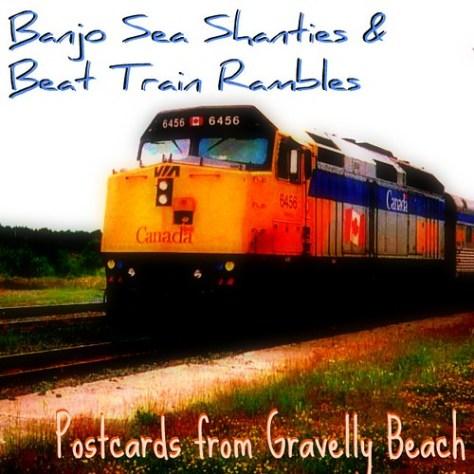 Banjo Sea Shanties and Beat Train Rambles