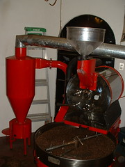 Roaster at Crossroads in Pana