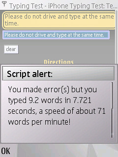 Fast Typing 4