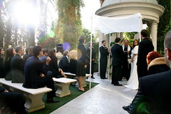 Under the chuppah [Jan 2]