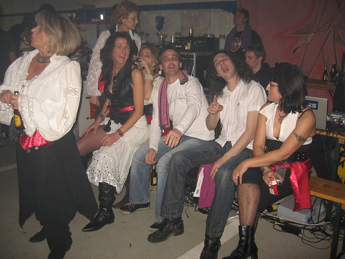 Rockfasnacht Wollerau 01