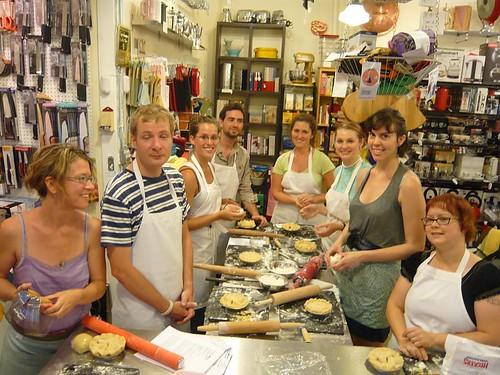 The Happy piemakers