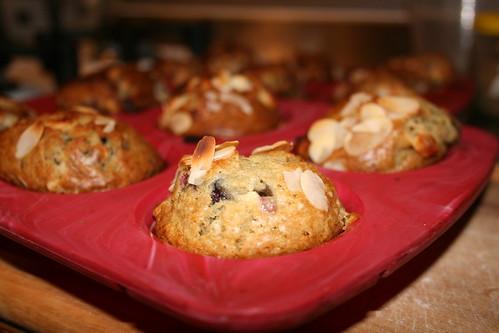 Fournée de Muffin