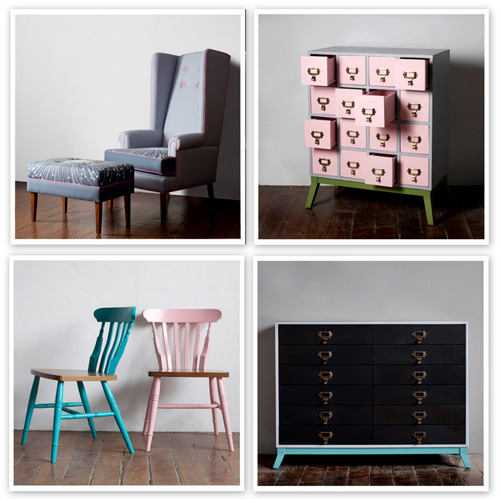 Quirky finds for the home decor8 for Quirky home furniture