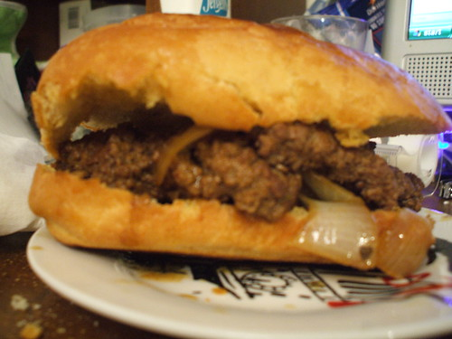 Best Steak Sandwich Ever