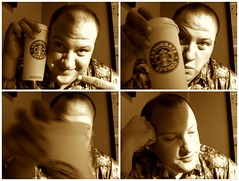 More Starbucks/Photo Booth Fun