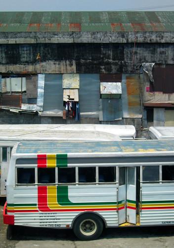 bus parking lot 4