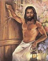 jesus_at_door_black