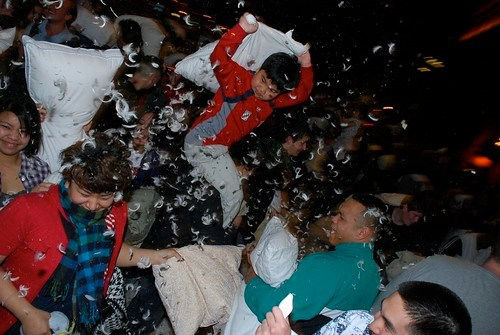 SF Pillow Fight - 2008