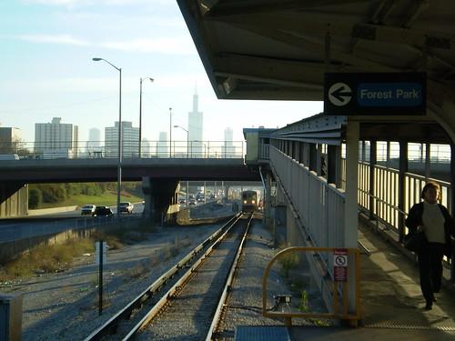 Blue Line - Western Station