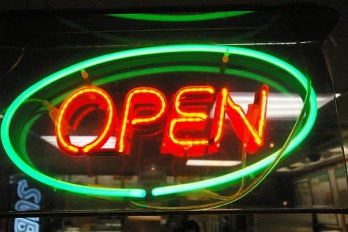 Open (Subway Sandwich Restaurant) on Villier Street