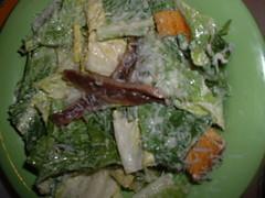 Logan's Bistro caesar salad