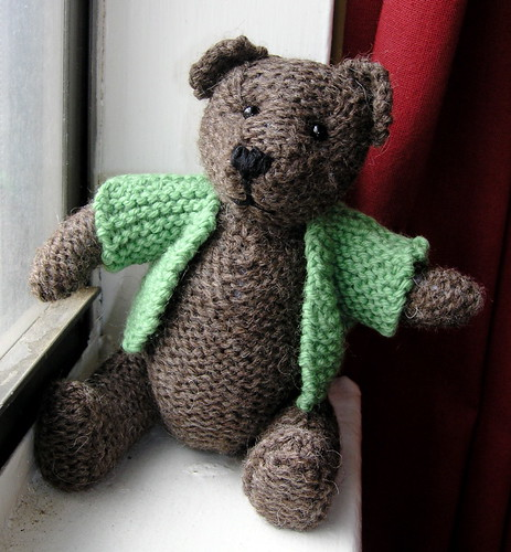 Grandpa's Teddy Bear