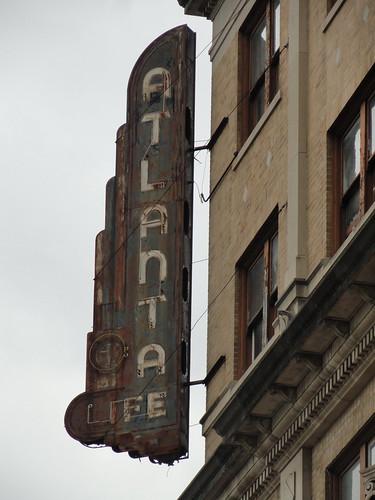 Atlanta Life Sign, Birmingham AL