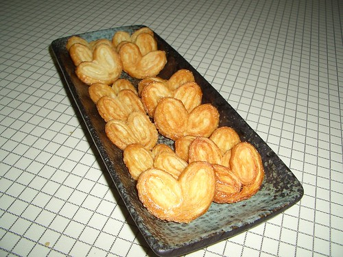 Mini Butterfly Pastry