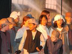 Oliver Twist tableau 5