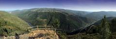 Panorámicas del Cañón del Sil, desde Vilachá por APobraDoBrollon
