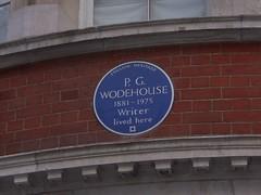 P. G Wodehouse