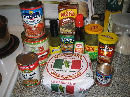 mexican groceries