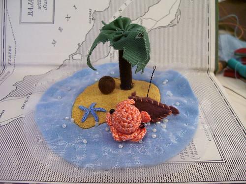 Jar World #3 -Meltons Island (top complete)