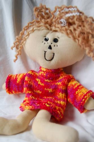 doll sweater
