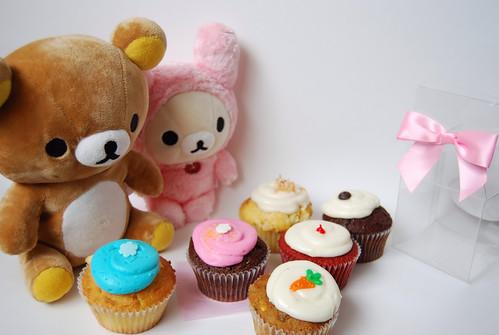Cupcakes? mmmmm...