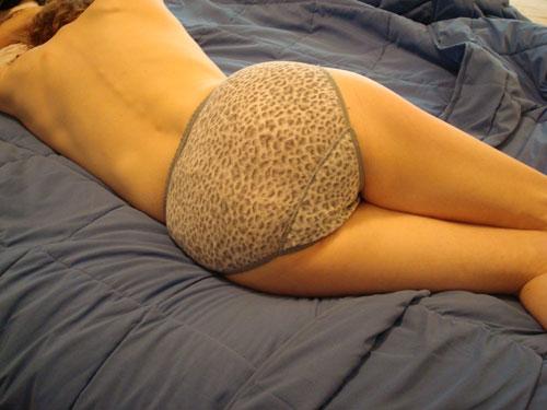 Donna George Storey's backside