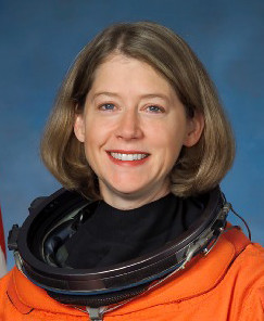 Pam Melroy STS-120