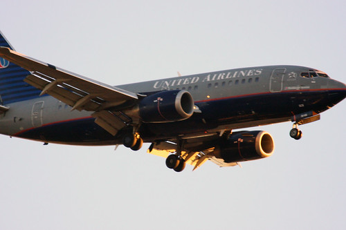 United Airliner