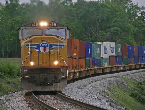 Environmentally-friendly American Railroad