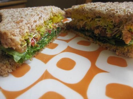 Light and Dark Sandwich