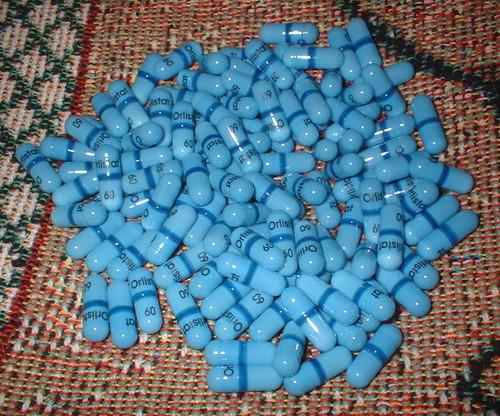 Day 18/366 - Alli diet pills