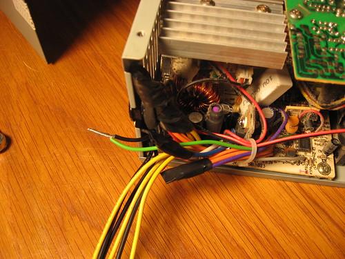 built a power supply… | WH7DA