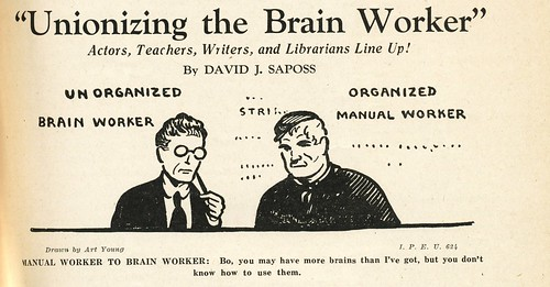 Unionizing the Brain Worker
