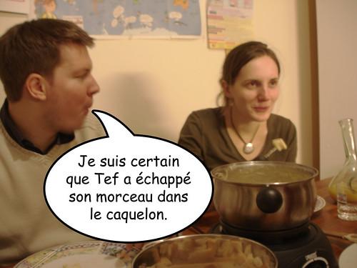 Arnaud et Stéphanie
