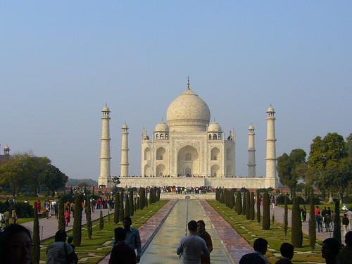 Taj Mahal廣場_4