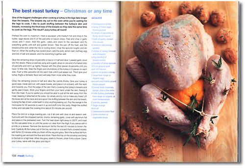Jaime Oliver's roast turkey