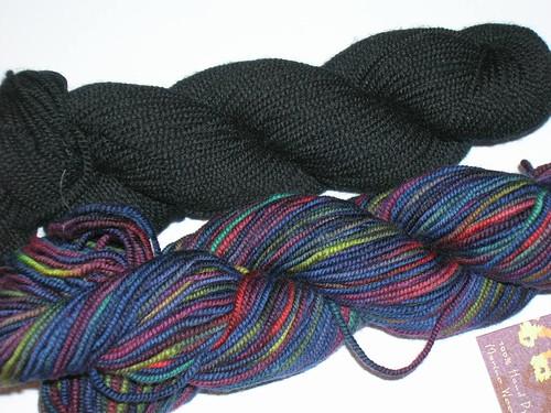 11-10 Scarf yarn