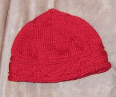 worsted-hat
